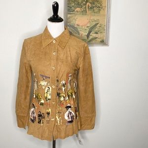 Scully Ladies Of The West Reversible Jacket S NWT